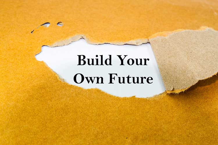 Build your future image