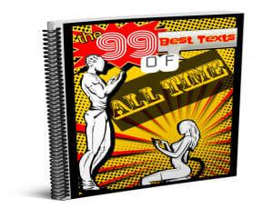 99 best texts