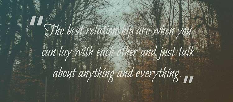best relationship
